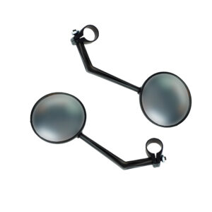 Adjustable rear view mirror for electric scooter (2 pieces)